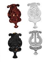 4 Accessori Per Mandolino Dei Primi '900 Para Viti Attacco Corde ? In Metallo -  - ebay.it