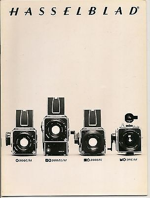Hasselblad System Product Catalog, 1979