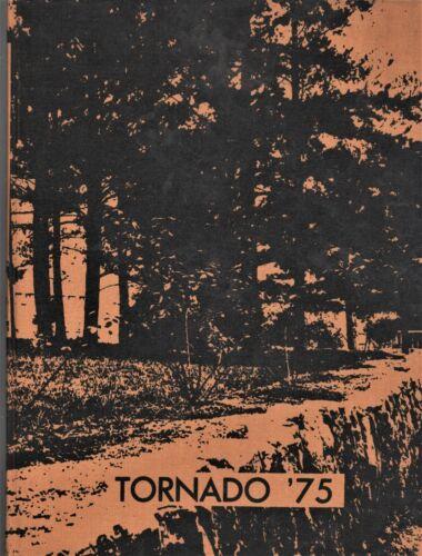 "1975 ""Tornado""-Piney Woods Miss. Country Life School Yearbook - African-American"