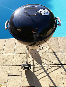 Weber Bbq Premium Kettle Newcastle Newcastle Area Preview