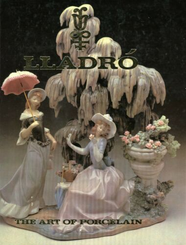 Spanish Lladro Porcelain Figures - Types incl. Techniques of Manufacture / Book
