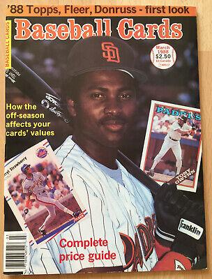 Magazines Baseball Cards Magazine Trainers4me