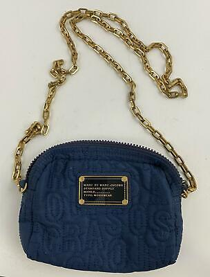 Marc by Marc Jacobs Workwear Standard Supply Small Navy Purse