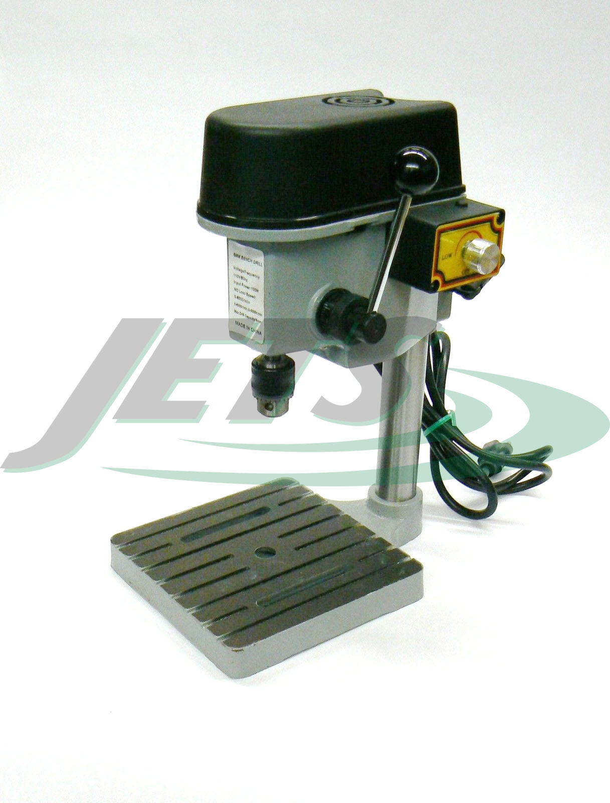 SE 97511MDP 3-Speed Mini Drill Press Bench for Jewelers & Ho