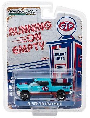 1:64 GreenLight *RUNNING ON EMPTY R4* STP = 2017 Dodge RAM 2500 POWER WAGON  NIP for sale  Shipping to India