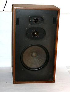 DUAL CL 180 * 1x Stereo HiFi Lautsprecher Speaker Germany * Einzelstück * 9522