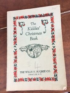 The Kiddies Christmas Book 1925