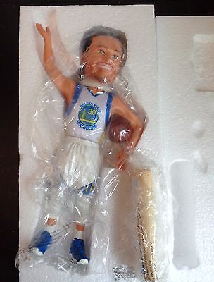 Stephen Curry Golden State Warriors MVP Forever Bobble Head