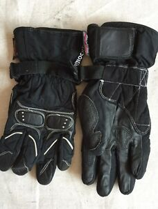 WOMEN'S MOTORCYCLE GLOVE (2 pairs)