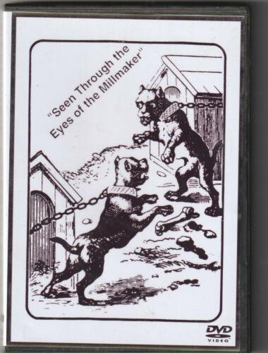 Robert Lemm Keep DVD set   pitbull gamedog book magazine