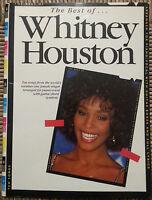 Whitney Houston - Raccolta Spartiti Per Pianoforte -  - ebay.it