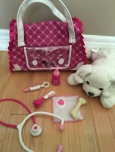 Barbie's Hug & Heal Puppy/Pet Doctor