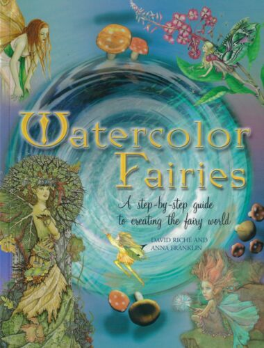 Watercolor Fairies