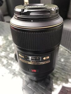 Nikon 105mm 2.8 Macro for sale