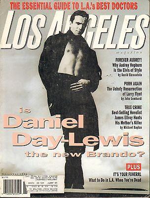 Nov 1996   Los Angeles Local News Magazine Daniel Day Lewis