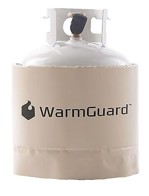 Propane Tank Heater - Warmguard Wg20 Gas Cylinder Warmer Fixed Temp 90 F 120 W