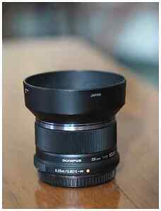 Olympus 25mm f/1.8 - great condition The Rocks Inner Sydney Preview