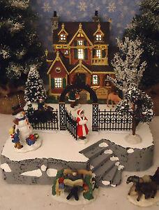 Christmas Village Display Platforms.Christmas Village Display Platforms Lookup Beforebuying