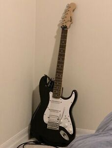 FENDER SQUIRE BULLET STRAIT ELECTRIC GUITAR