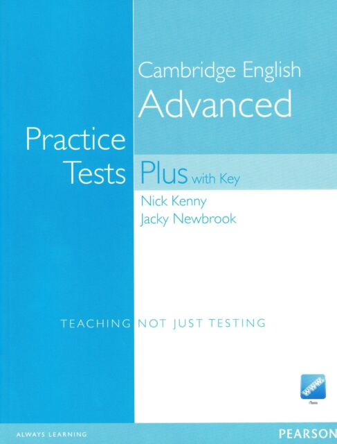 Longman Practice Tests Plus CAE New Edition with Key & Audio CD @BRAND NEW@