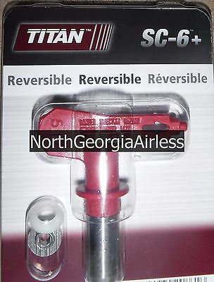 Titan 6c-6 Reversible Paint Sprayer Tip 419