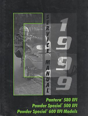 manuals arctic cat snowmobile service manual trainers4me 1999 arctic cat snowmobile pantera 580 efi powder special service manual 924