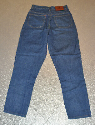 *Gucci* Vintage Classic blue denim high waisted denim jeans. 42 UK10/12