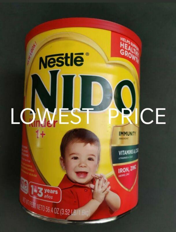 Nestle Nido 1 Kinder  for Toddlers Baby 3.52 lb  Milk ⭐⭐⭐⭐⭐
