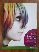 Basic Business Statistics (3e) Textbook Seaford Frankston Area Preview