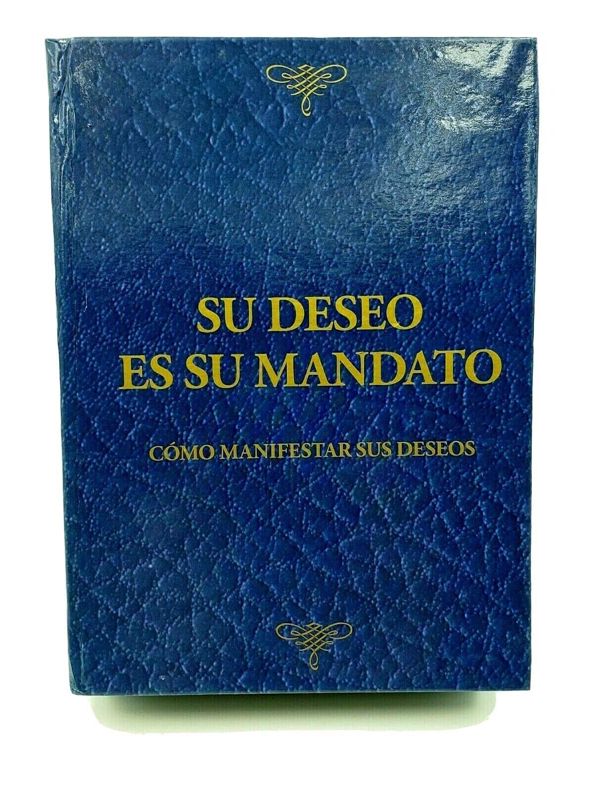 Su Deseo Es Su Mandato Your Wish Is Your Command, Audio CD Set Kevin Trudeau New - $39.89