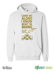 KIMI-RAIKKONEN-LEAVE-ME-ALONE-I-KNOW-WHAT-IM-DOING-Hoodie-S-XXL-White