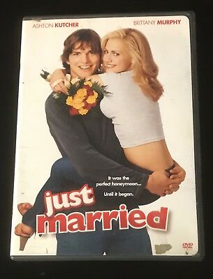 Just Married DVD Region 1 Ashton Kutcher Brittany Murphy for sale  Los Angeles