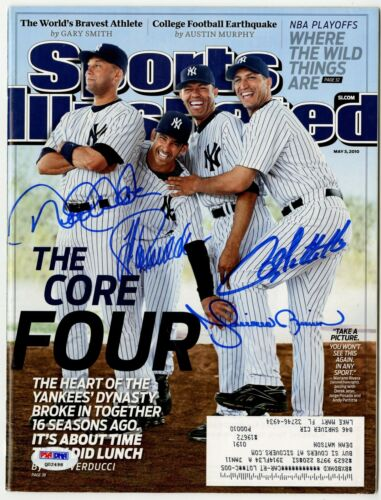 Derek Jeter Yankees Reproduction signed archival quality photo