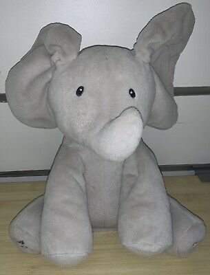 GUND Baby Animated Flappy The Elephant Plush Toy (4053934)