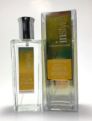 INSTYLE Fragrances - An Impression of Versace's YELLOW DIAMOND for Women