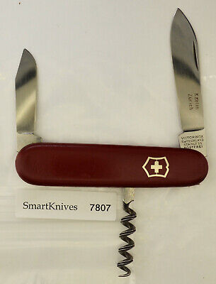 Victorinox Gourmet Swiss Army knife- used, vintage, excellent 1970s #7807