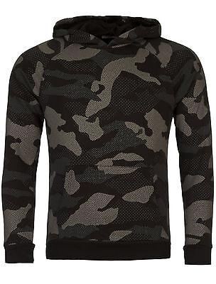 Young & Rich Kapuzenpullover Hoodie Sweatshirt Longsleeve Pullover camouflage Camouflage Pullover Kapuze