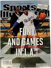 Signed Sport Illustrated Magazine