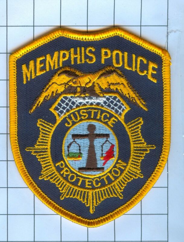 Police Patch  - Tennessee - Memphis