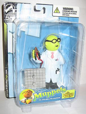 The Muppet Show Mini Bunsen Exclusive Palisades Figure