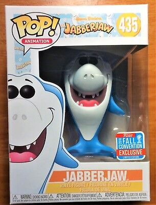 MINT - Hanna Barbera Jabberjaw Shark Funko Shop Fall NYCC 2018 Exclusive POP! for sale  Shipping to Canada