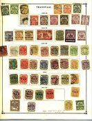 South Africa Stamp Collection