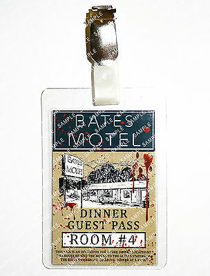 Psycho Bates Motel Norman Bates Horror Cosplay Prop Costume Comic Con Halloween (Norman Bates Costume)
