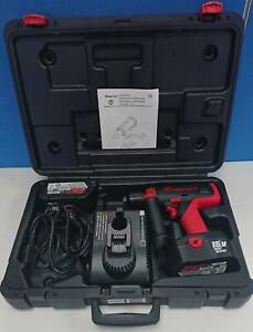 """SNAP-ON 1/2"""" 14.4V CORDLESS DRILL (CDR4850A) Port Melbourne Port Phillip Preview"""