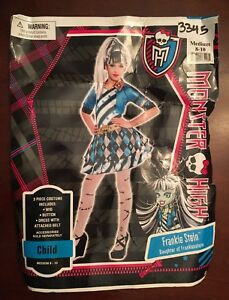 "Monster High ""FrankieStein"" -OR- Beauty & Beast ""Belle"" Costumes"