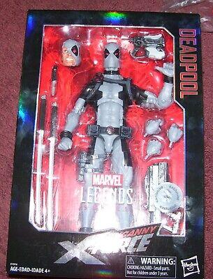 MARVEL LEGENDS 12 inch DEADPOOL Uncanny X-Force Deadpool