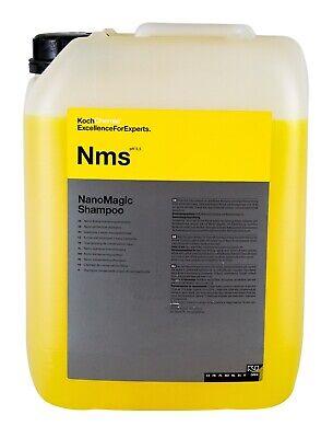 KOCH CHEMIE Nms Nano Magic Shampoo Autoshampoo Glanzshampoo Autoreinigung 10 Kg