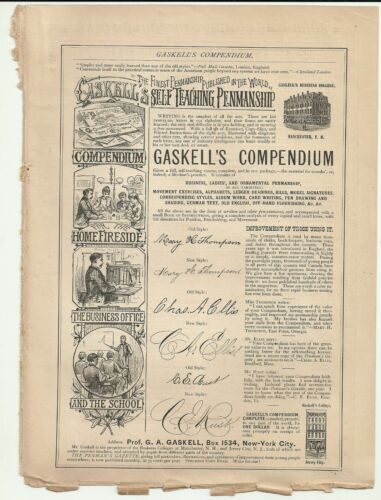 1881 GASKELL