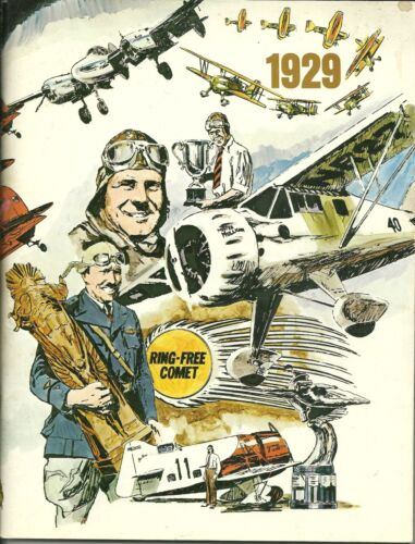 Cleveland National  Air Show Souvenir Program 1979  Ohio Airshow 50th Year