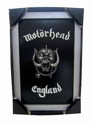 Motorhead War Pig England 3D Wall Art New Official Merchandise NOS 2006 NIB
